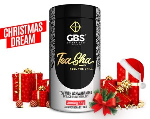 TeaSha: Christmas Dream (Black Tea)